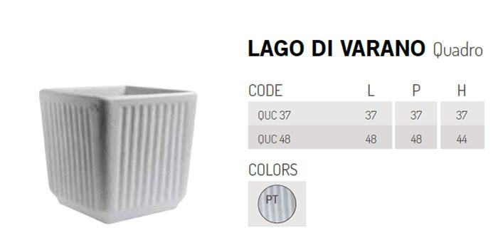 Quadro varano colore pietra tufo economici vasi plastica for Vasi resina economici